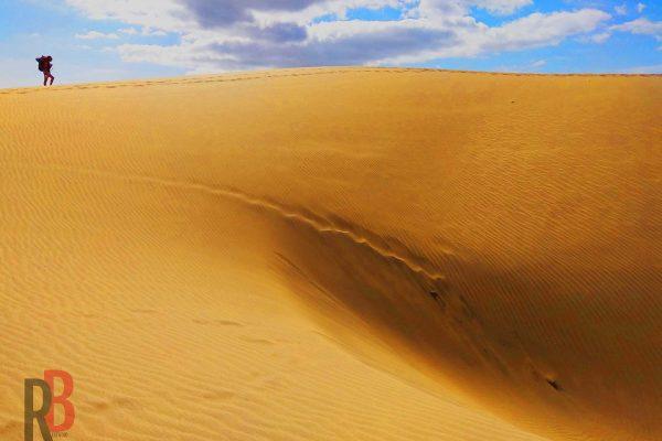 España dunas de gran canaria