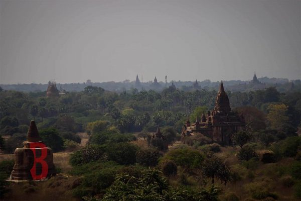 myanmar mrauk temples