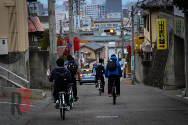 japan nagano kids bicicle