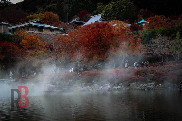 japan minoh lake