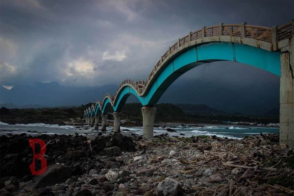 taiwan dragon bridge