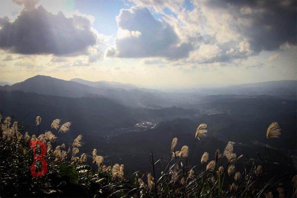taiwan jiufen landscape