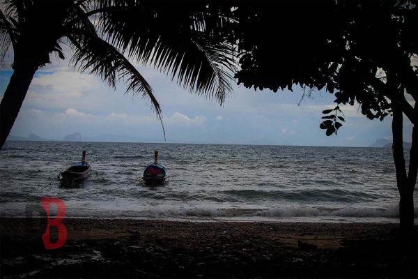 Tailandia ko ngai beach horizon