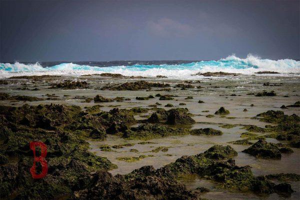 Taiwan green island sea