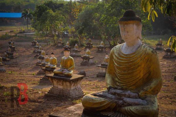 myanmar hpa-an buddhas