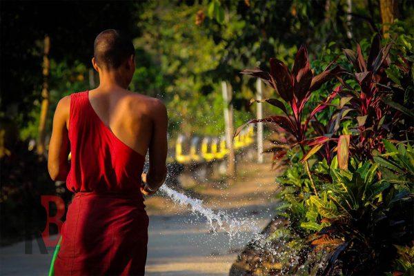 myanmar hpa-an monk