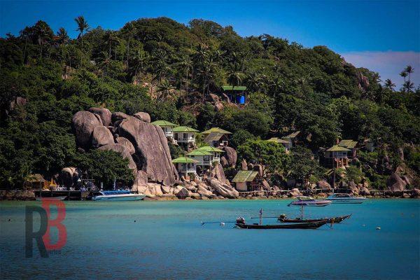 tailandia ko tao landscape